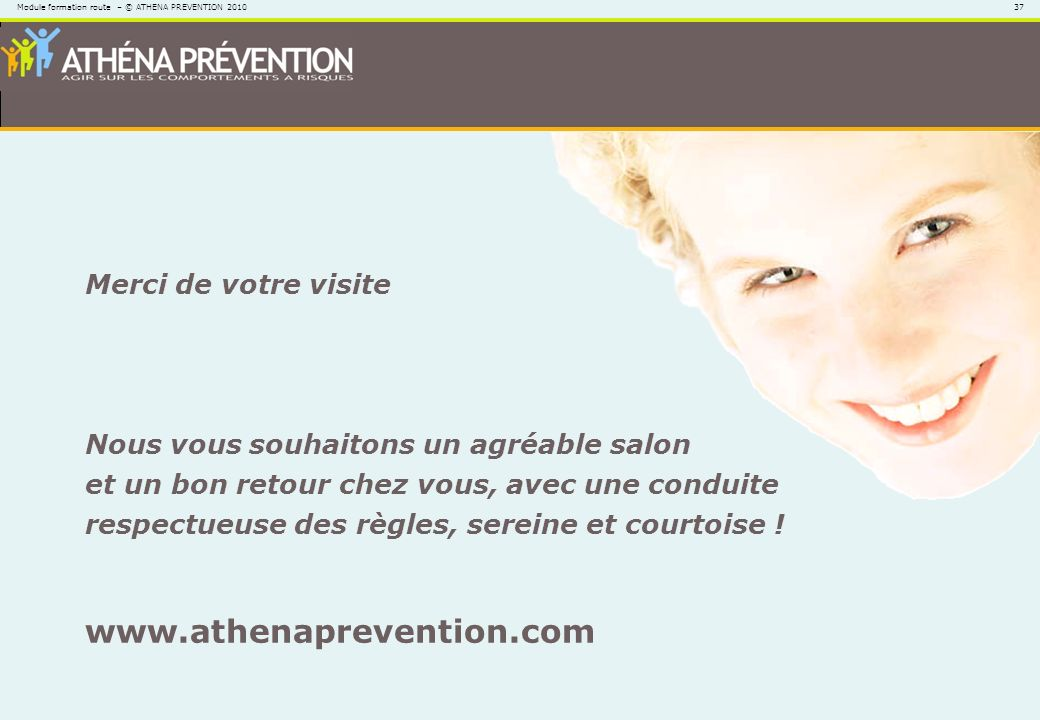 www.athenaprevention.com Merci de votre visite
