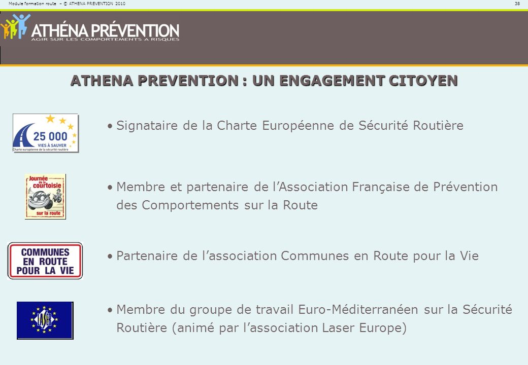 ATHENA PREVENTION : UN ENGAGEMENT CITOYEN
