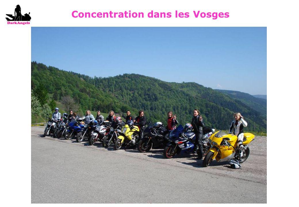 Concentration dans les Vosges