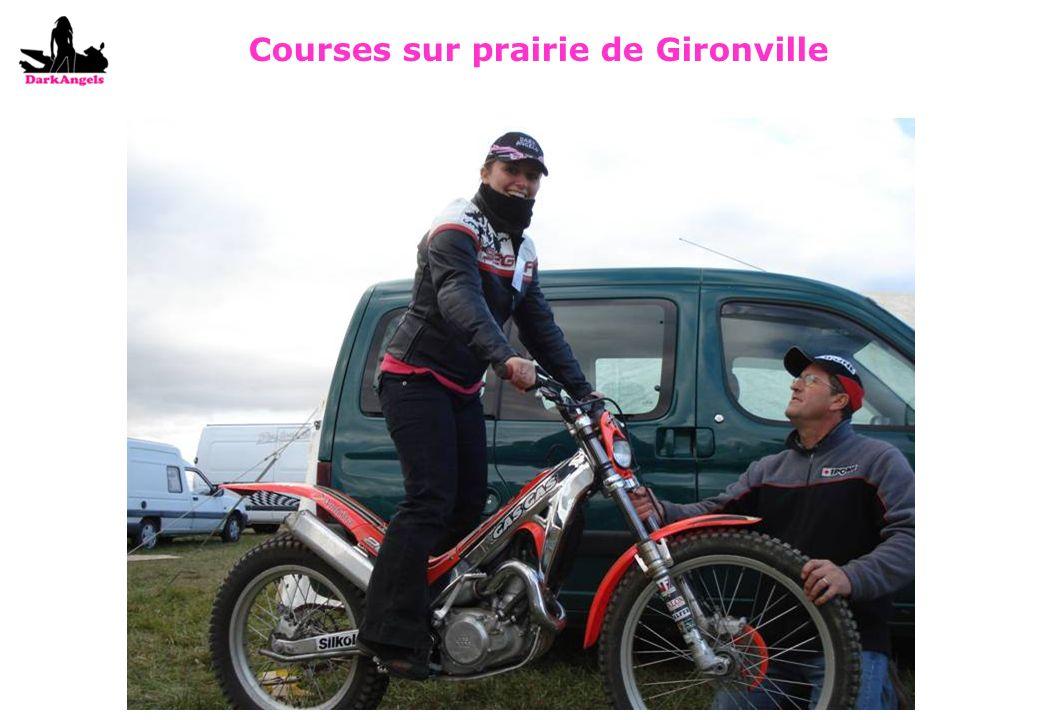 Courses sur prairie de Gironville