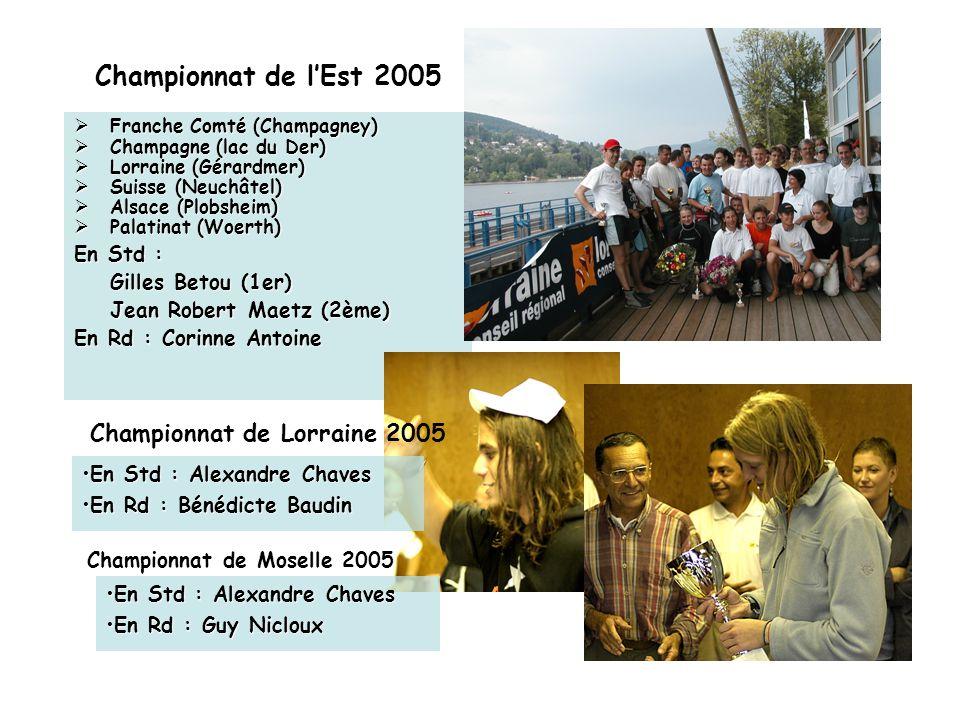 Championnat de Lorraine 2005 Championnat de Moselle 2005