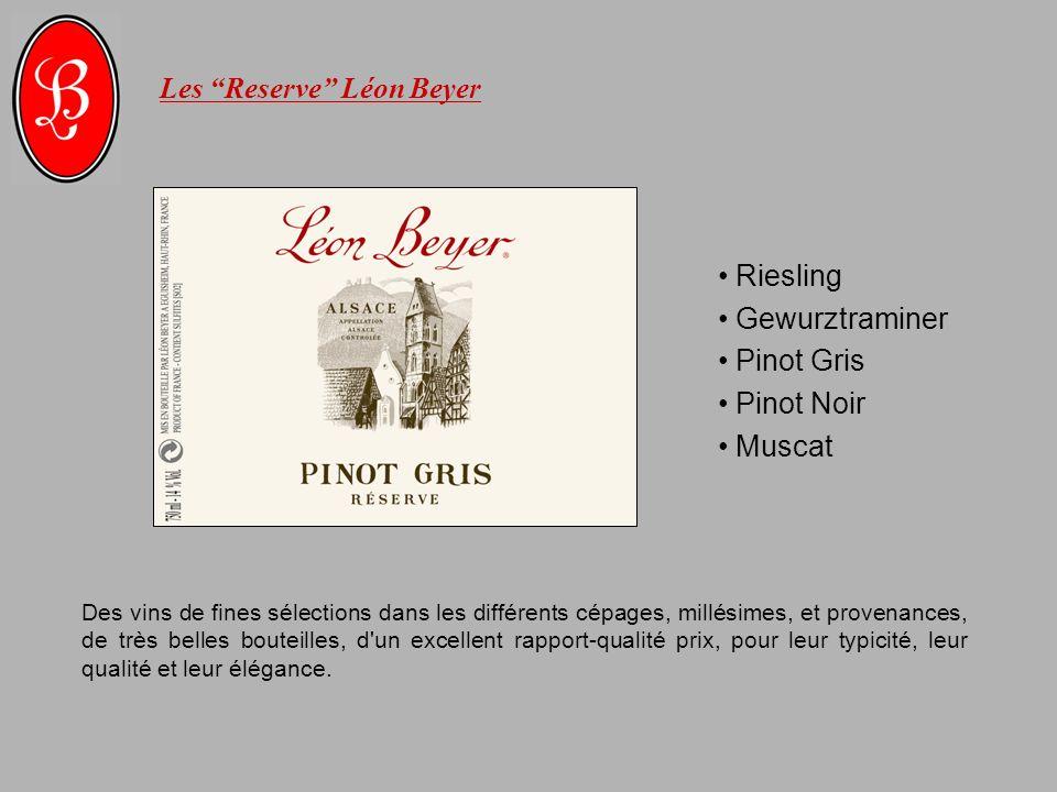 Les Reserve Léon Beyer