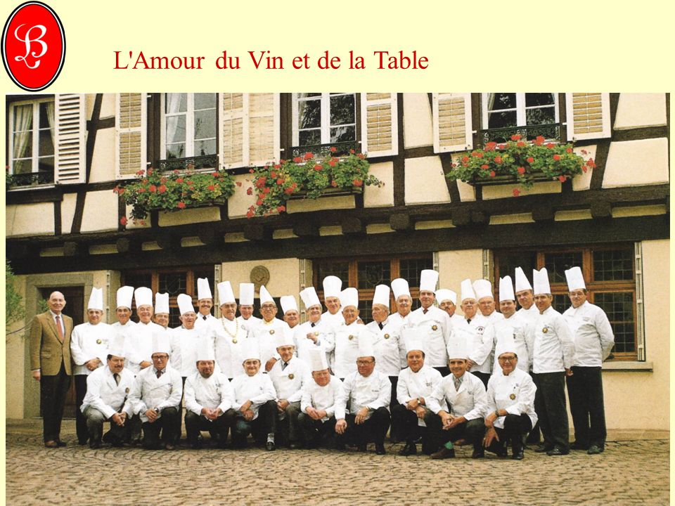 L Amour du Vin et de la Table