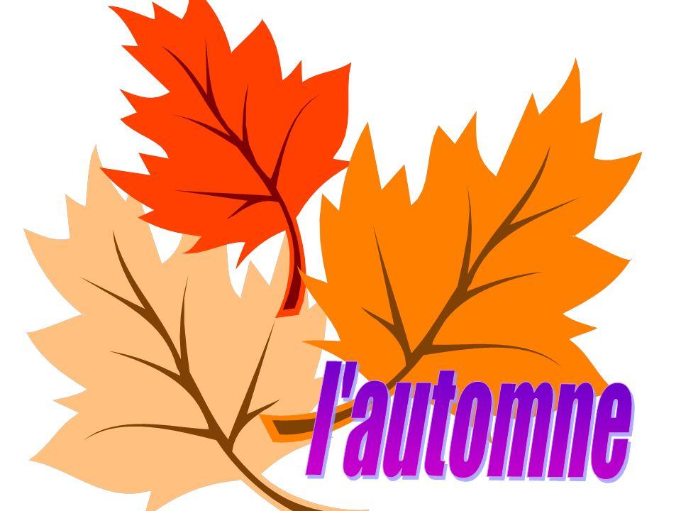 l automne