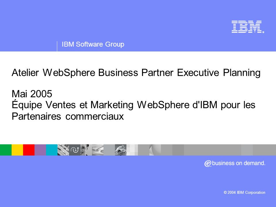 ® IBM Software Group.