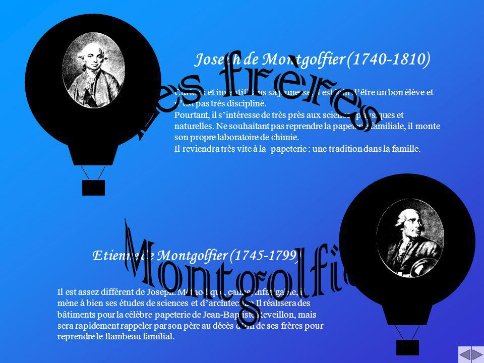 Etienne de Montgolfier (1745-1799)