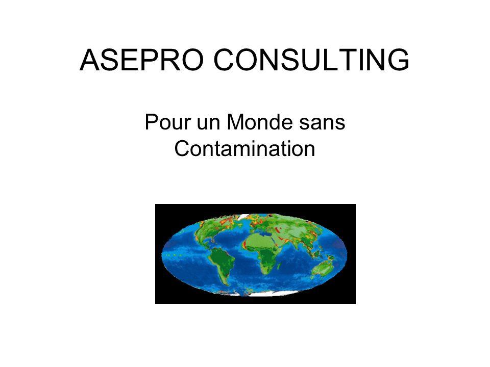 Pour un Monde sans Contamination