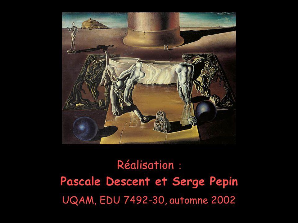 Pascale Descent et Serge Pepin