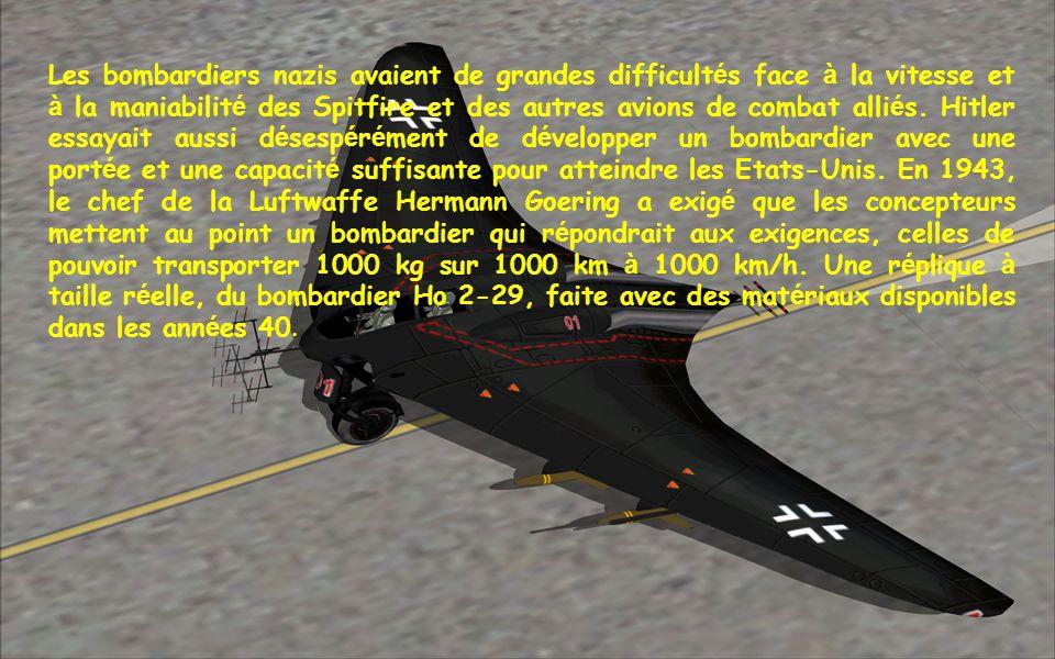 Les bombardiers nazis avaient de grandes difficultés face à la vitesse et à la maniabilité des Spitfire et des autres avions de combat alliés.