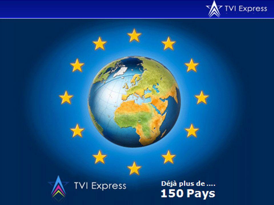 Déjà plus de …. 150 Pays