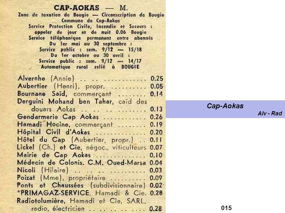 Cap-Aokas Alv - Rad 015