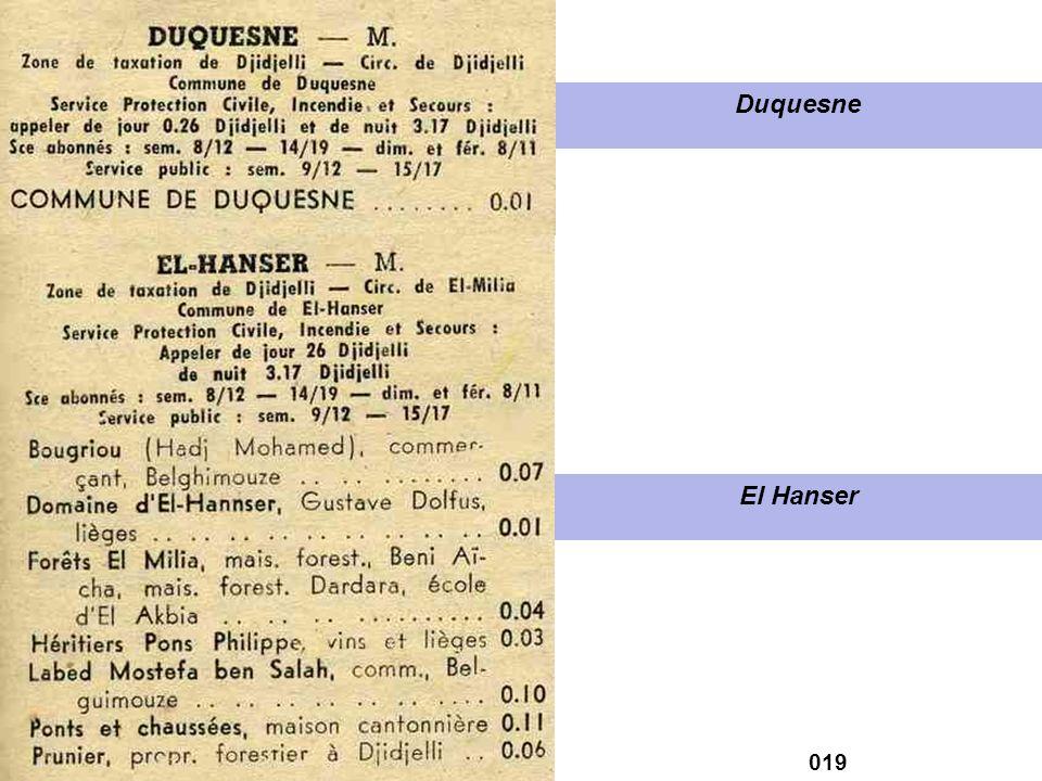 Duquesne El Hanser 019