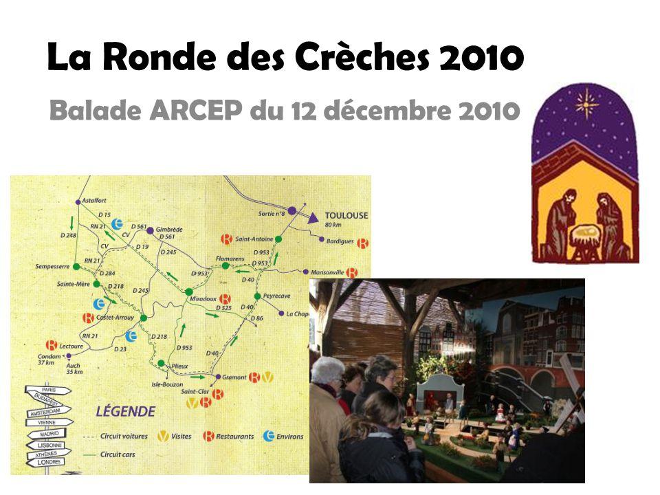 Balade ARCEP du 12 décembre 2010