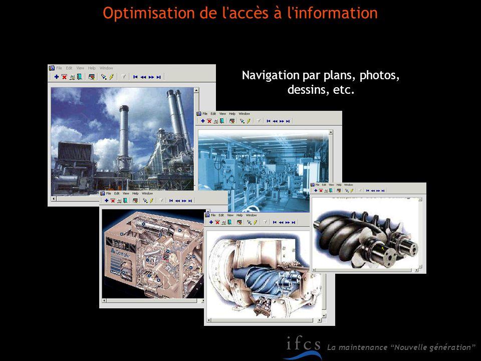 Optimisation de l accès à l information