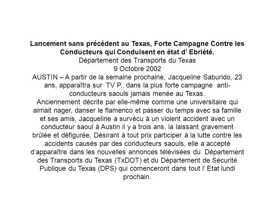 Département des Transports du Texas