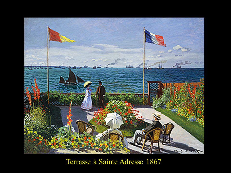 Terrasse à Sainte Adresse 18672