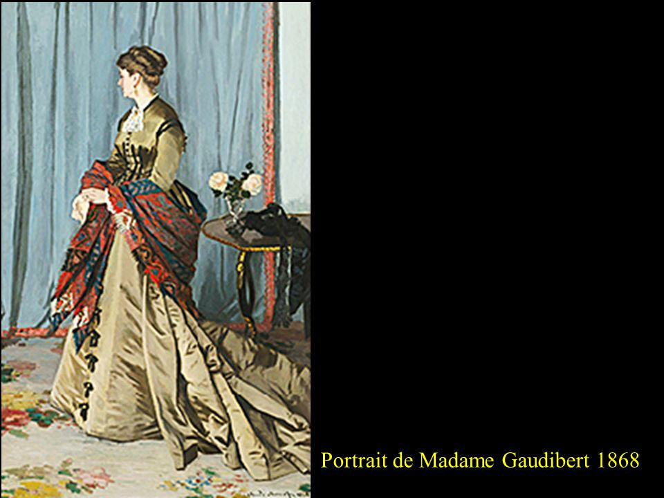 Portrait de Madame Gaudibert 18682