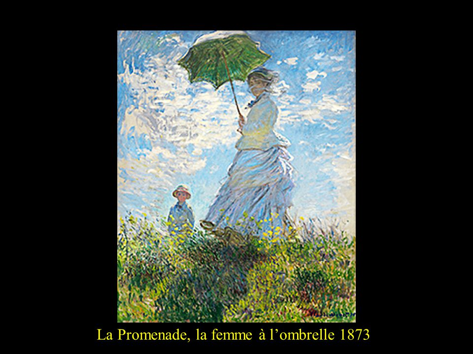 La Promenade, la femme à l'ombrelle 18732
