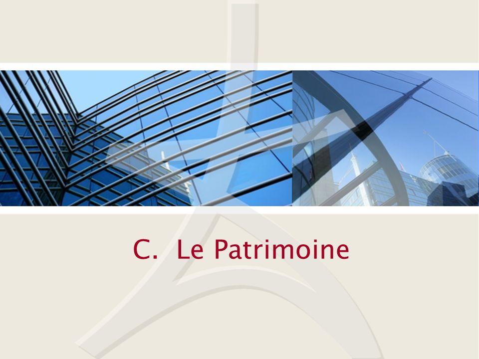 C. Le Patrimoine