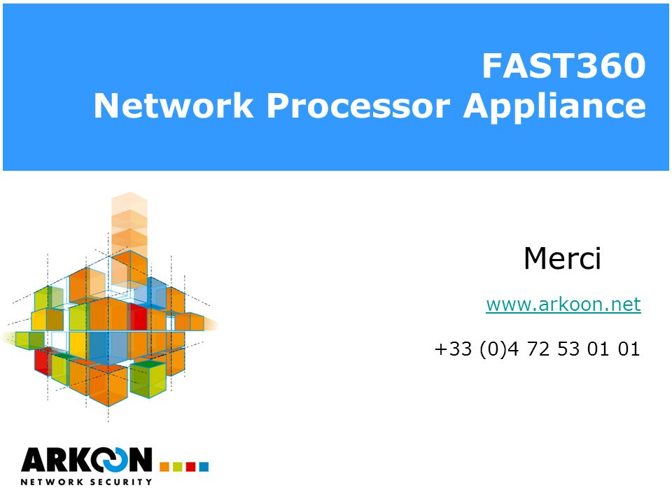 Network Processor Appliance