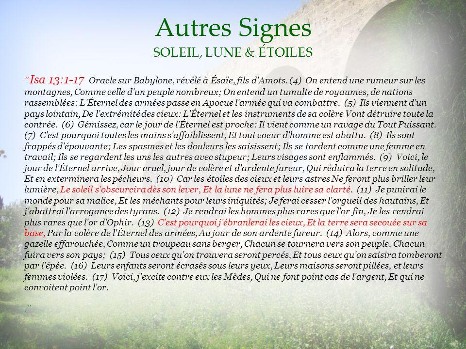 Autres Signes SOLEIL, LUNE & ÉTOILES
