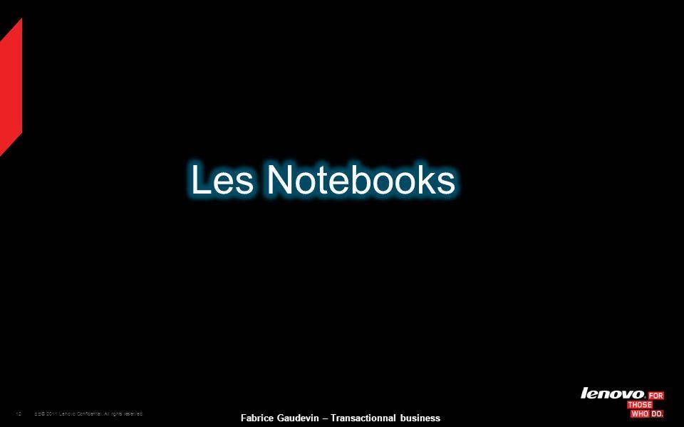 Les Notebooks
