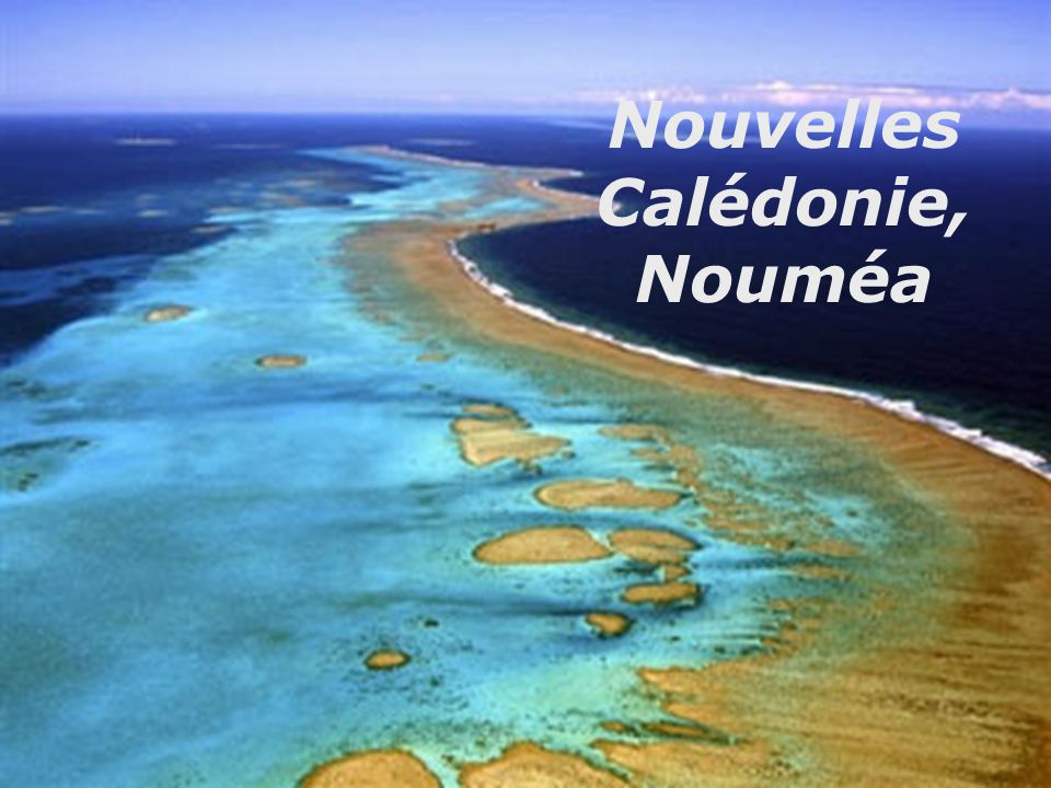 Nouvelles Calédonie, Nouméa