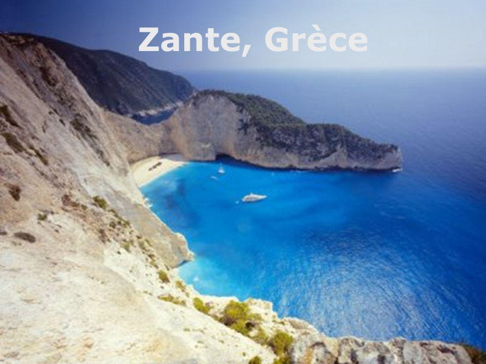 Zante, Grèce