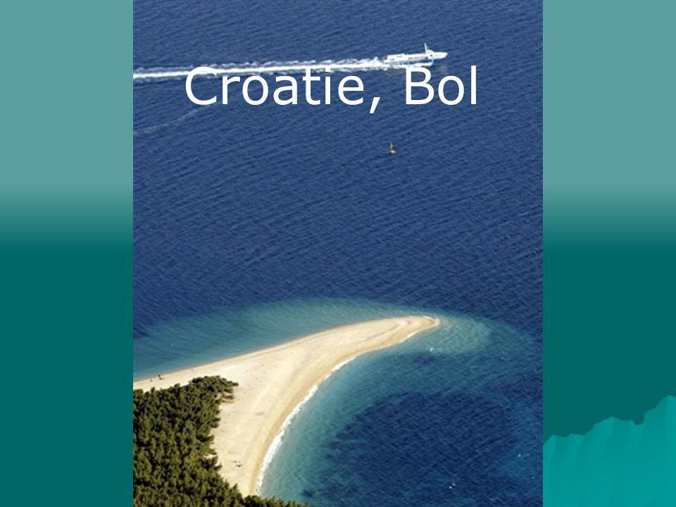 Croatie, Bol