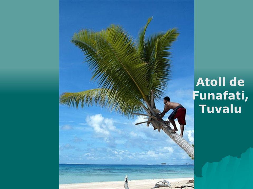 Atoll de Funafati,Tuvalu