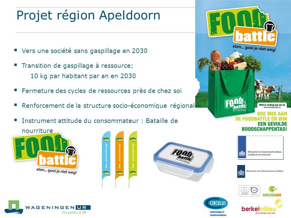 Projet région Apeldoorn