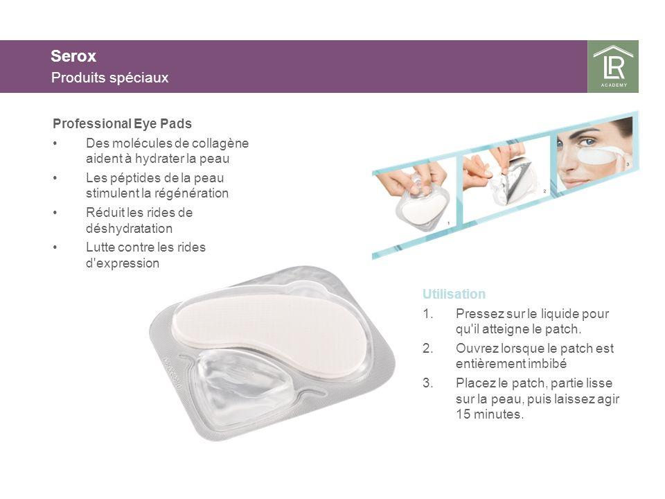 Serox Produits spéciaux Professional Eye Pads
