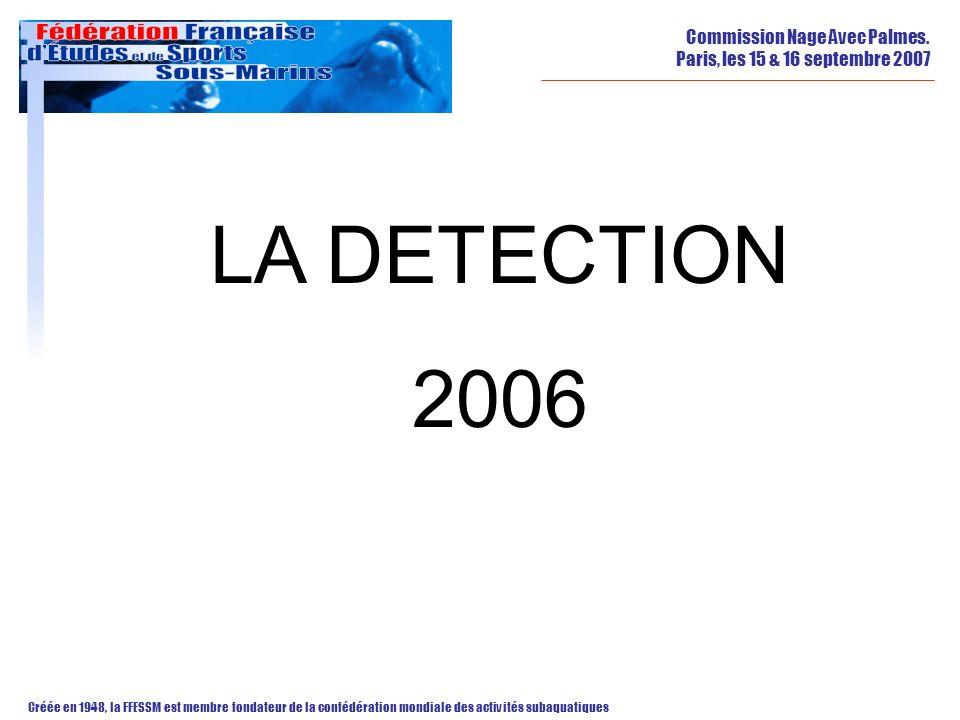 LA DETECTION 2006