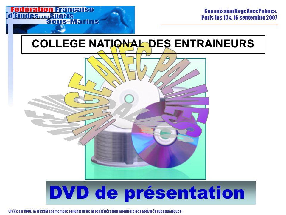 COLLEGE NATIONAL DES ENTRAINEURS