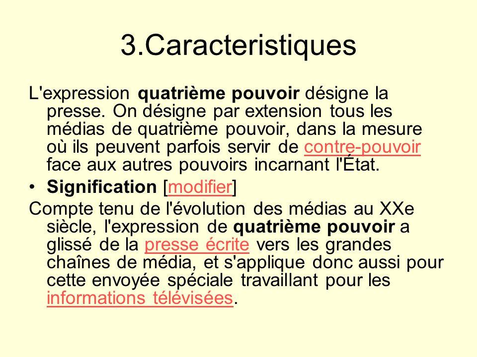 3.Caracteristiques