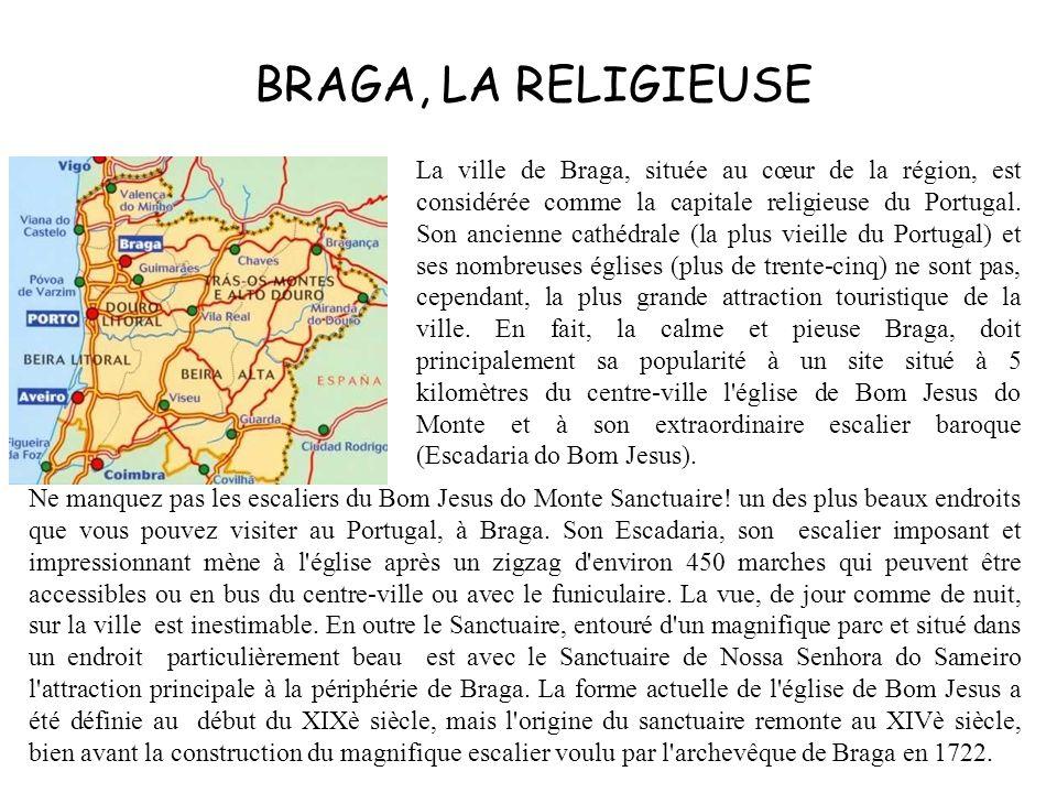 BRAGA, LA RELIGIEUSE