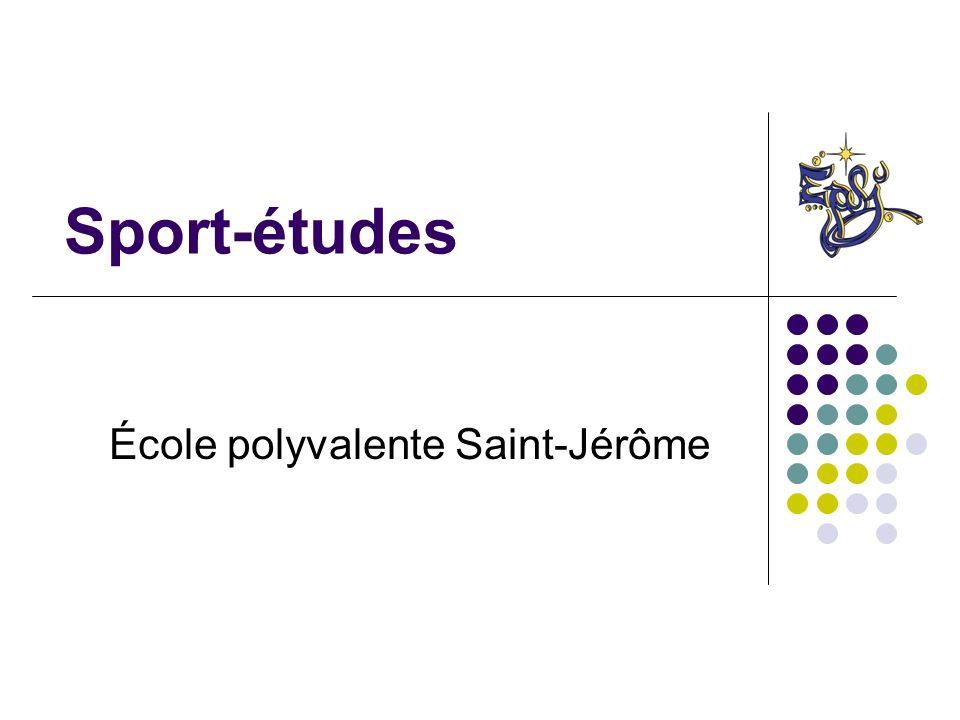 École polyvalente Saint-Jérôme