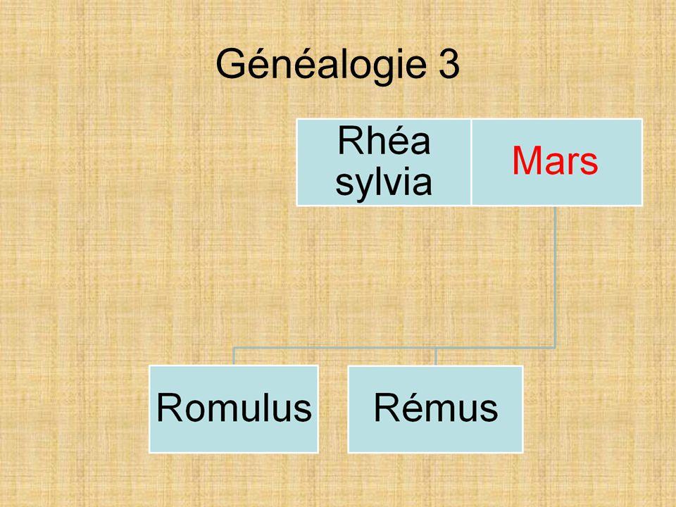 Généalogie 3