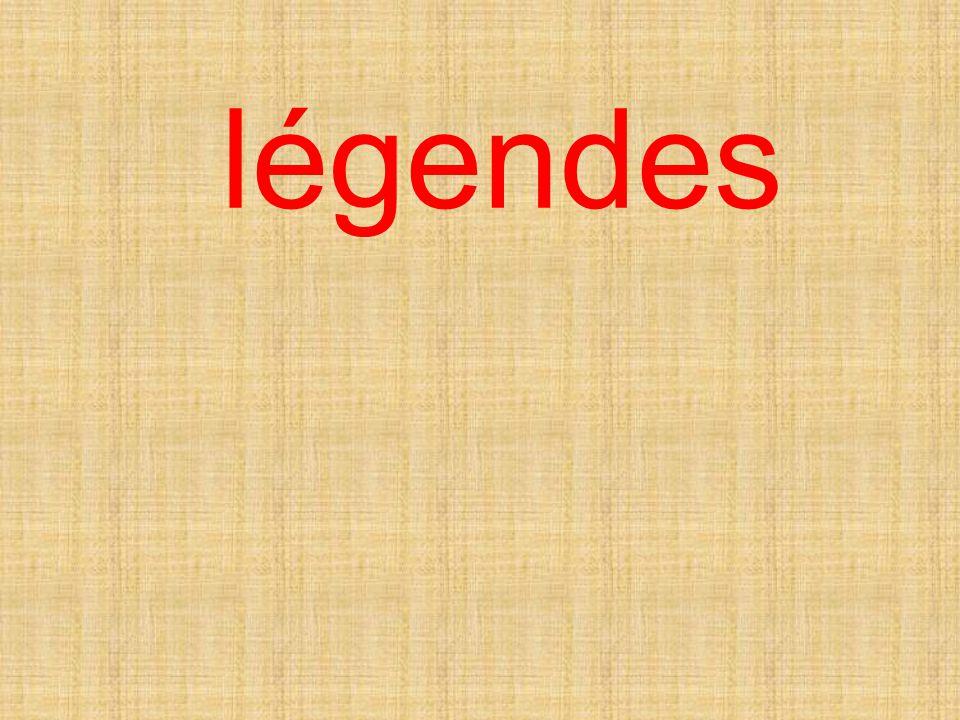 légendes