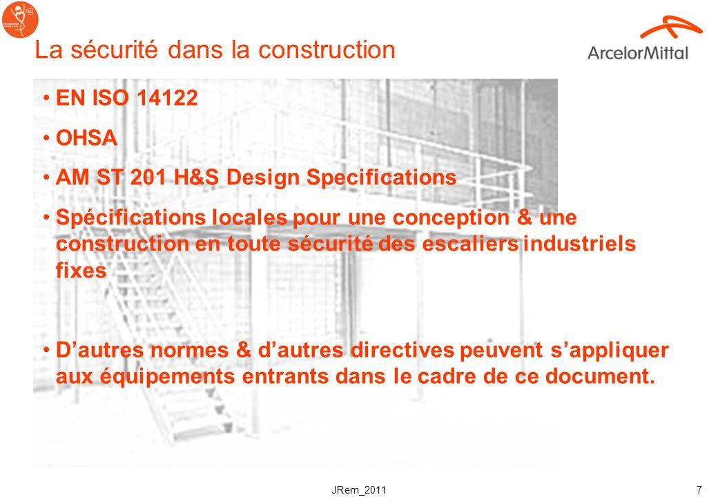 La sécurité dans la construction