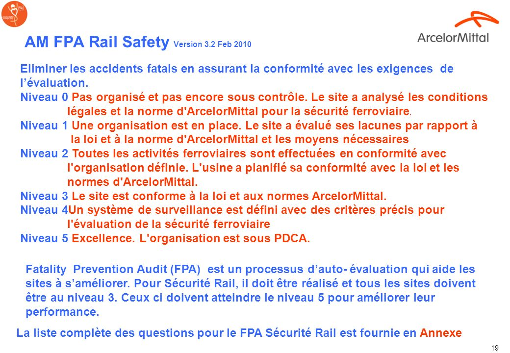 AM FPA Rail Safety Version 3.2 Feb 2010