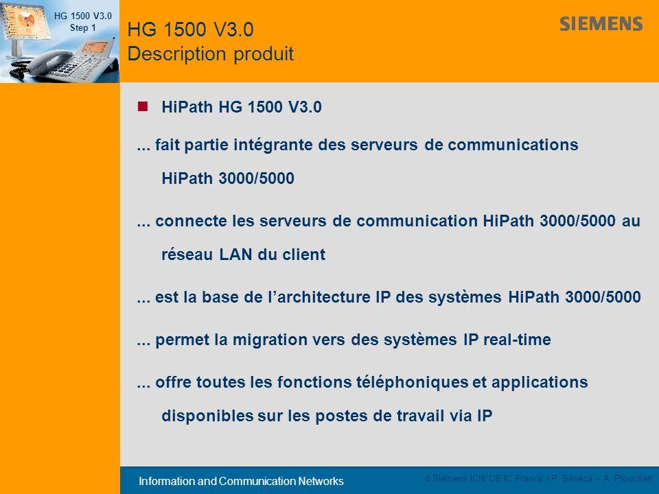 HG 1500 V3.0 Description produit