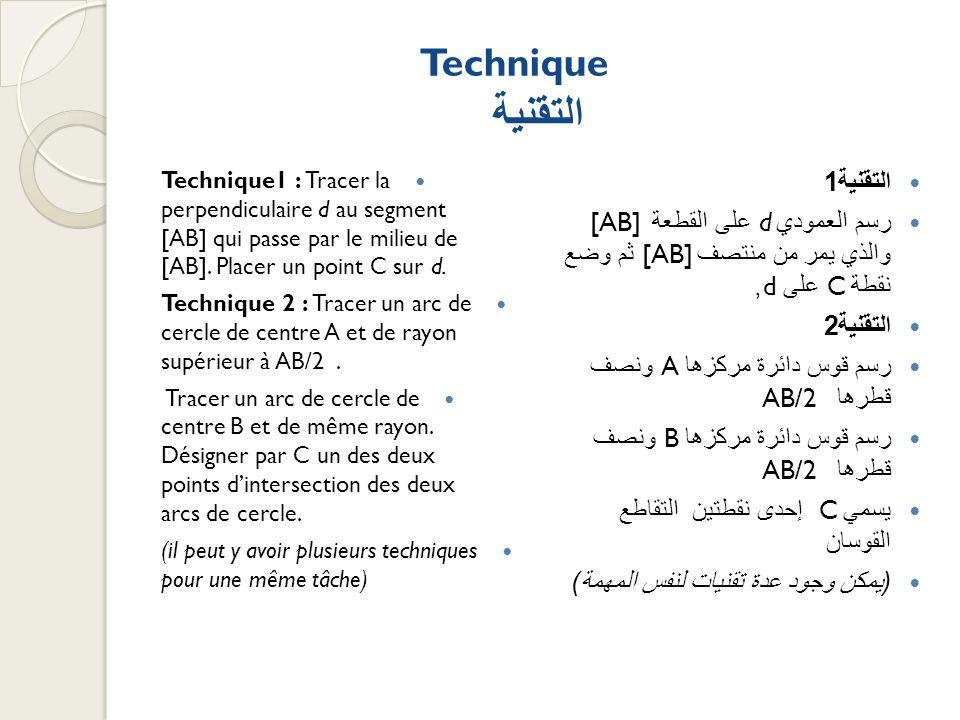 Technique التقنية التقنية1