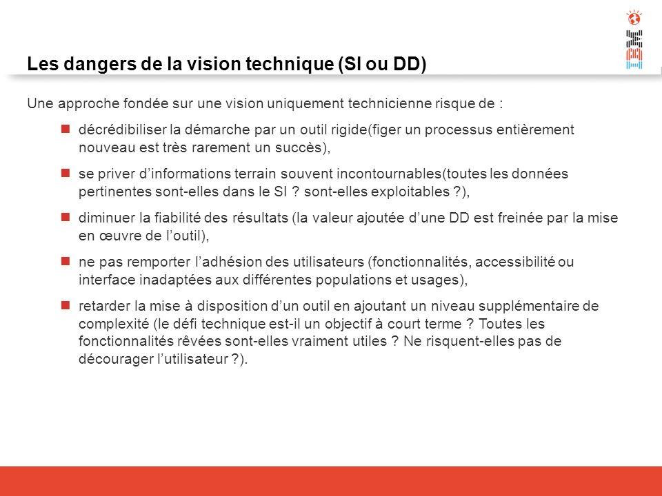Les dangers de la vision technique (SI ou DD)