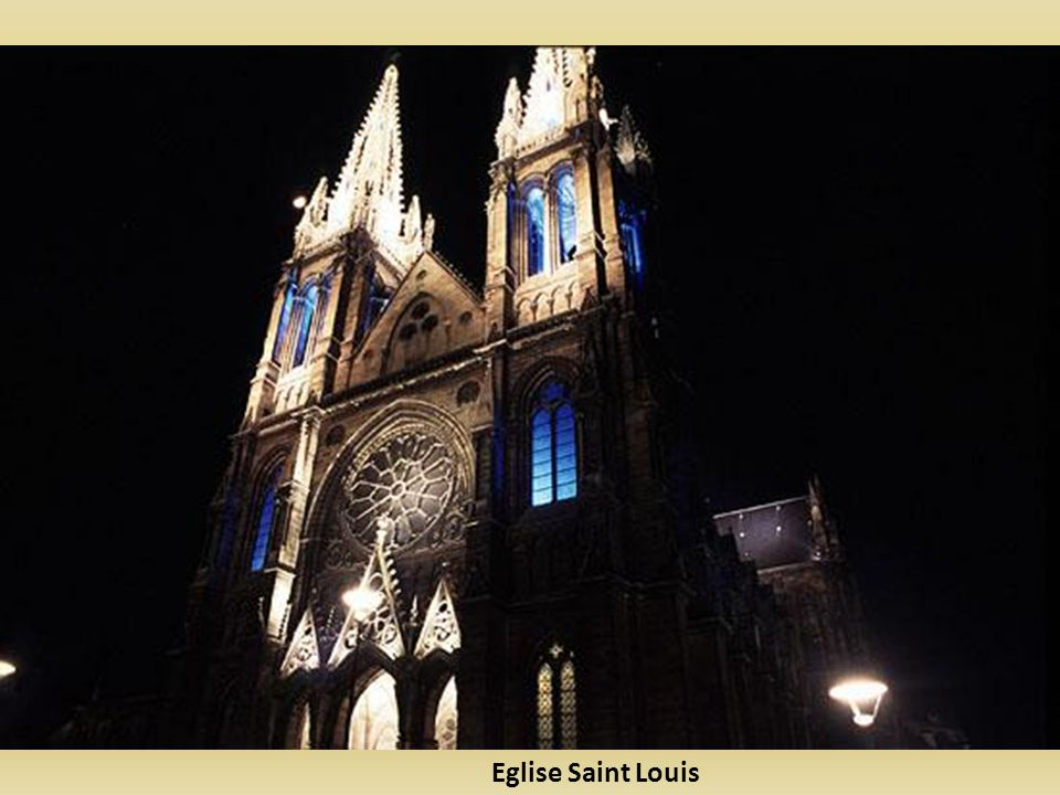Eglise Saint Louis