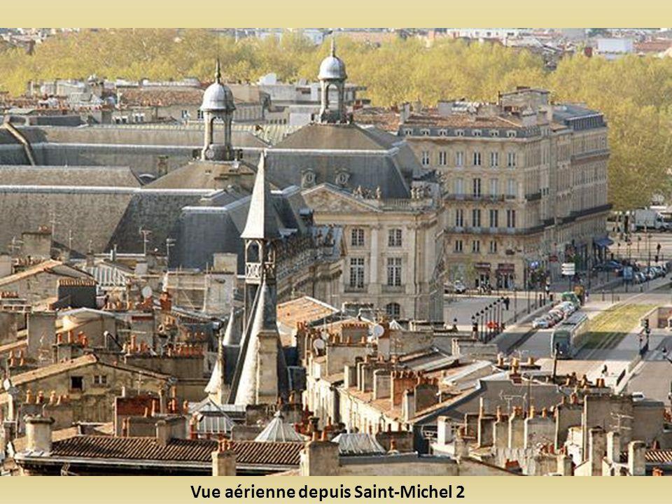 Vue aérienne depuis Saint-Michel 2
