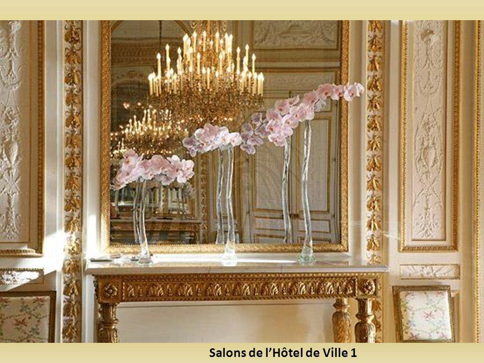 Salons de l'Hôtel de Ville 1