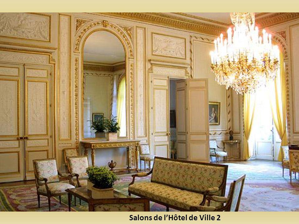 Salons de l'Hôtel de Ville 2
