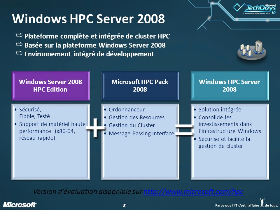 Windows Server 2008 HPC Edition