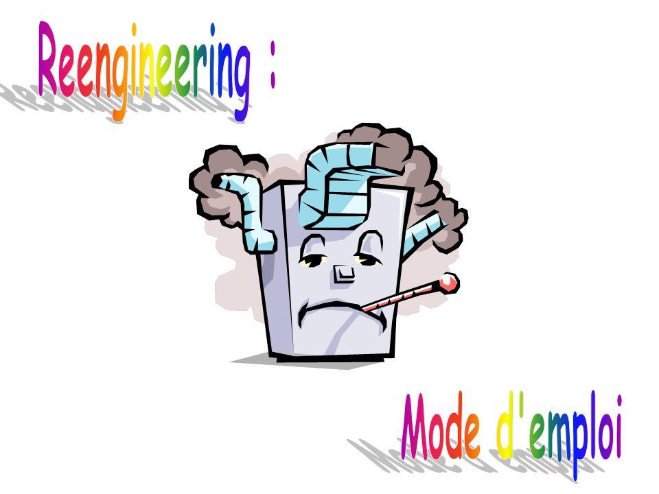 Reengineering : Mode d emploi